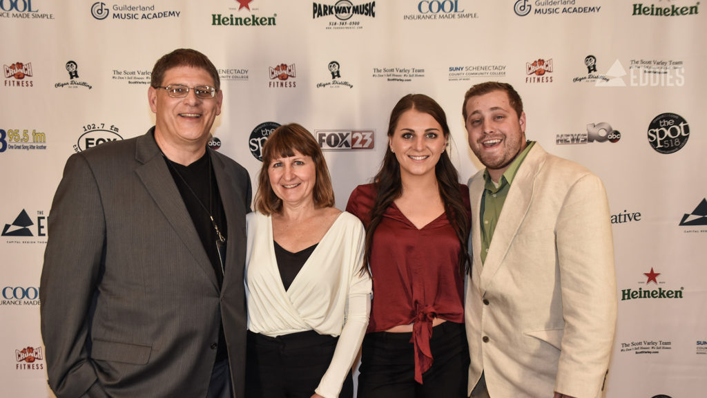 The Eddies Capital Region Music Awards Red Carpet gallery